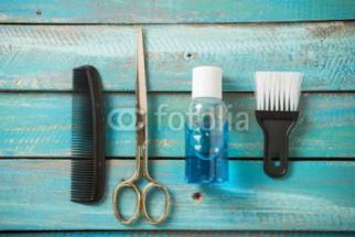 Murales Accesorios de peluqueria
